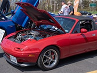 Cars & Coffee | 1990 Miata