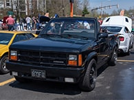 Cars & Coffee | 1989 Dodge Dakota Convertible