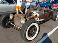 Cars & Coffee | 1926 Ford Model T Rat Rod