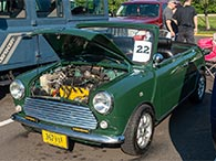 Cars & Coffee | 1988 Austin Mini