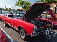 Cars & Coffee | 1967 Pontiac GTO