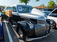 Cars & Coffee | 1946 Chevy 3100