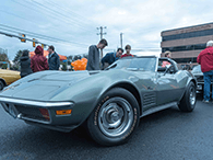 Cars & Coffee | 1972 Corvette Best Classic