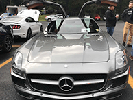 Cars & Coffee | 2012 Mercedes SLS Best in Show