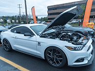 Cars & Coffee | 2016 Mustang GT California Special Best American Muscle