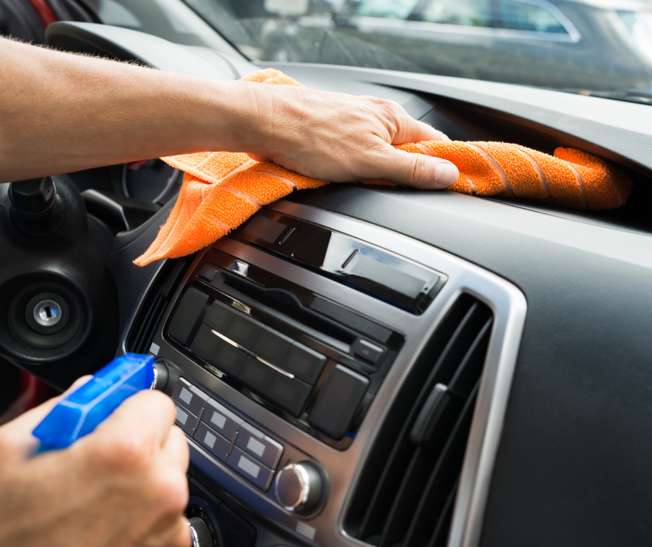 How to Sanitize your Vehicle