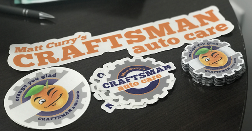 Biz Buzz. Businesses We Love: STICKERMULE!